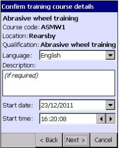 confirm-training-dialog-box